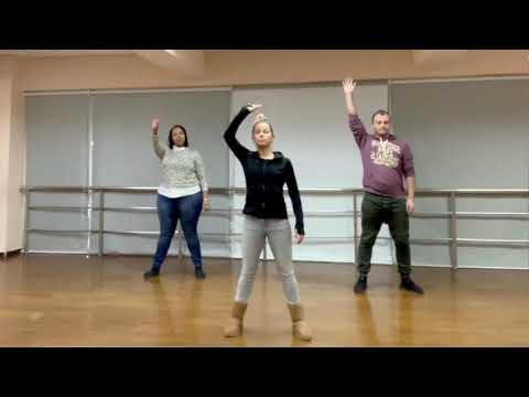 """The Git Up"" Dance Challenge - Blanco Brown / Tutorial Video part 2. (verse 1) thumbnail"
