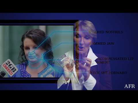 Australian Financial Review = Make An Impression | The Jacqui Lambie Mumble | Dr Louise Mahler 2017