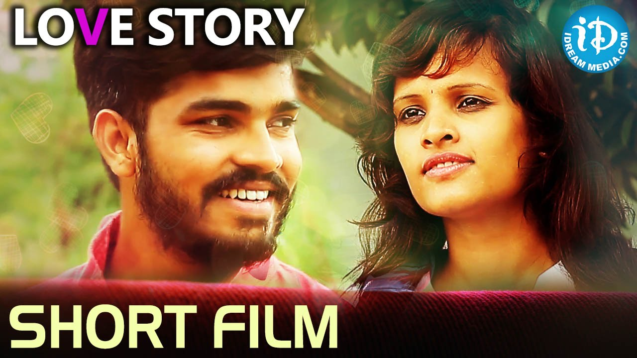 Love Story Short Film  Telugu Short Film 2015  Tinku -3684