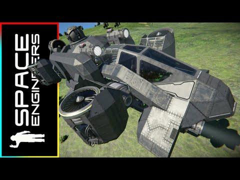 The Bobcat - Space Engineers |