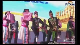 Lao Dance: Hmong New Year - ຟ້ອນເຜົ່າມົ້າມ່ວນຊື່ນບຸນກິນຈຽງ