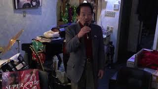 キックボクシングチャンピオン中川二郎さんが歌う宗右衛門町ブルース