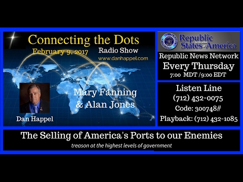 The Selling of America's Ports to our Enemies - Treason at the highest levels of government