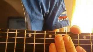 Сплин -маяк . Обучение соло на гитаре.