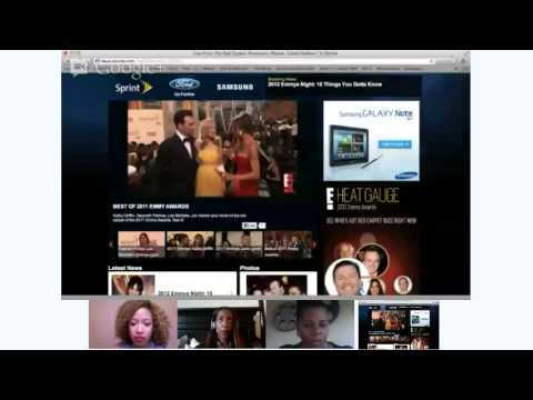 64th Annual Primetime Emmys Red Carpet Google Hangout