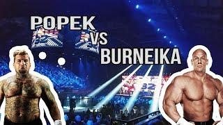 Popek vs Burneika [WALKA] [PODSUMOWANIE] [PARODIA] 2017 Video