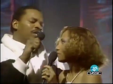 Alexander O'Neal & Cherrelle - Saturday Love
