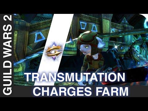 Gw2 / Transmutation Charges Farm / Rata Sum Completion