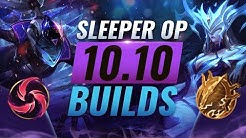 10 NEW Sleeper OP Builds Almost NOBODY USES in Patch 10.10 - League of Legends Season 10