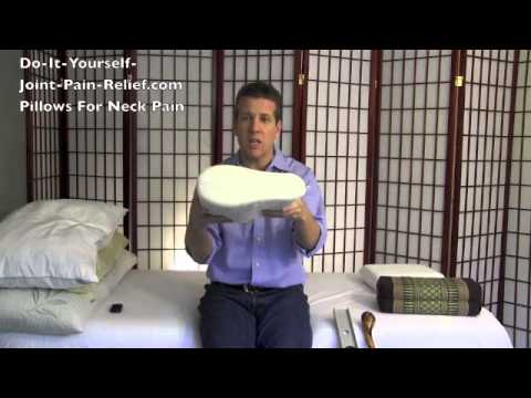 Pillows for neck pain relief youtube pillows for neck pain relief solutioingenieria Choice Image