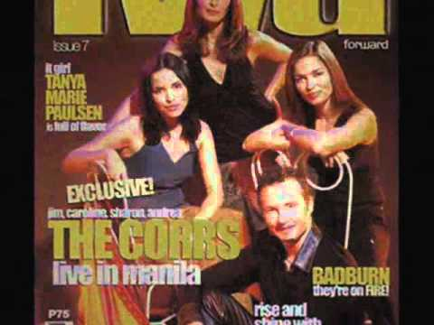 The Corrs in Manila plus latest interview of Andrea Corr
