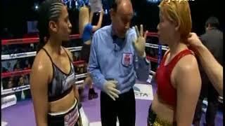 Leonela Yudica vs. Yunoka Furukawa- IBF Female Flywt- 10/13/17