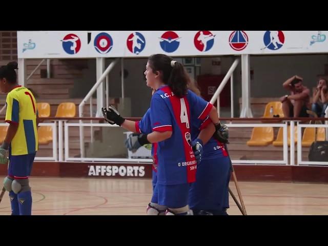 Hóquei Seniores Femininos - Torneio Abertura APL
