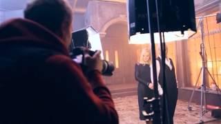 Съемки клипа Валерия Меладзе и Валерии. Звездолет.