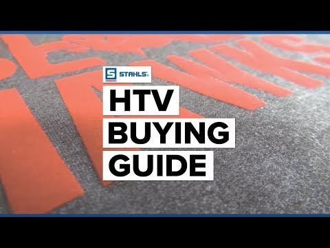 Buying Guide Cad Cut 174 Flock Heat Transfer Vinyl Youtube
