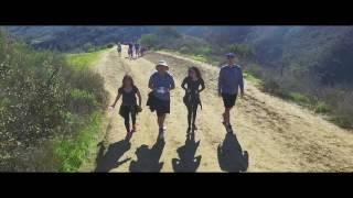 Paradise Falls Hiking trail