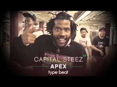 Capital STEEZ 'Apex' Type Beat/Free Jazzy HipHop Instrumental 2016