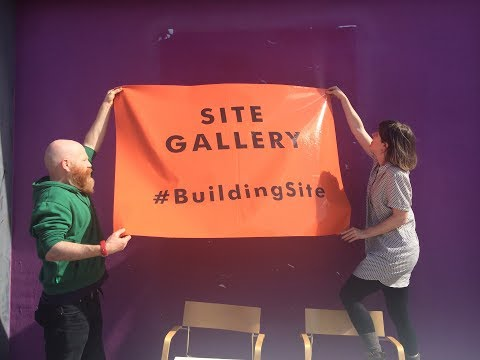 Site Gallery Fundraising Appeal, June 2017