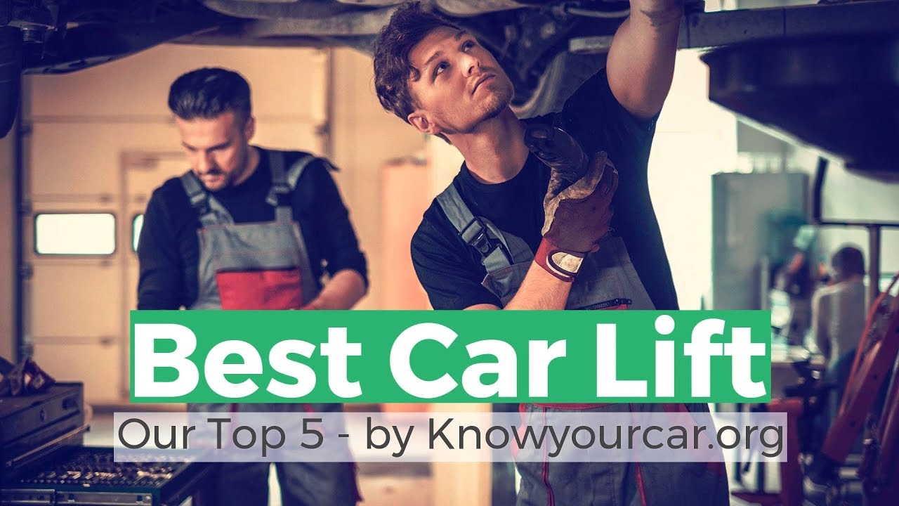 The best Car Lift Reviews – 2018's Best Car Lift on Display