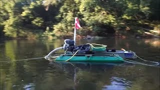 Metal Detecting And Camping On The River: Part One   Aquachigg…