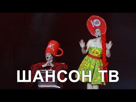 Шансон ТВ на славянском базаре в Витебске 2016