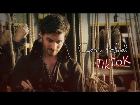 • Captain Hook - TiK ToK • (OUAT)