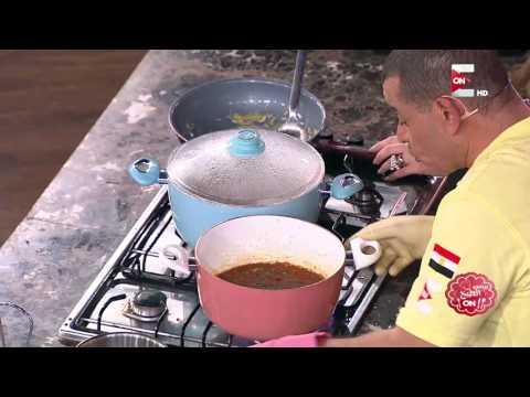 برنس الطبخ -  طريقة عمل شوربة الشعرية  - 18:20-2017 / 6 / 24