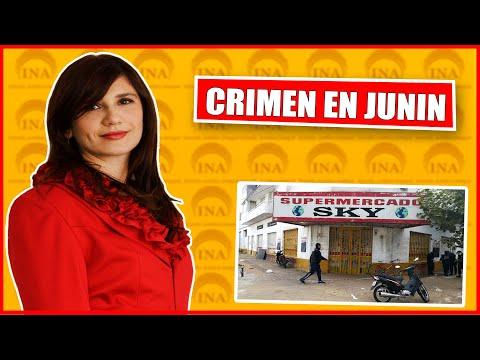 TRIPLE CRIMEN EN JUNIN( MAFIA CHINA ?) ENTREVISTA EN VIVO!  PARA DIARIO DEMOCRACIA