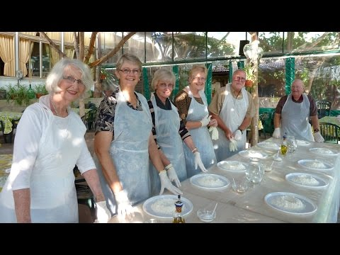 Pizza making in Sorrento with Bunnik Tours