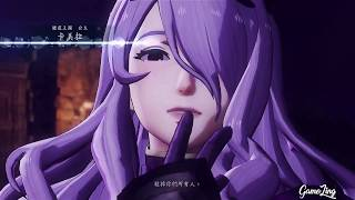 Fire Emblem Warriors - Camilla Sexy Moments [Nintendo Switch]