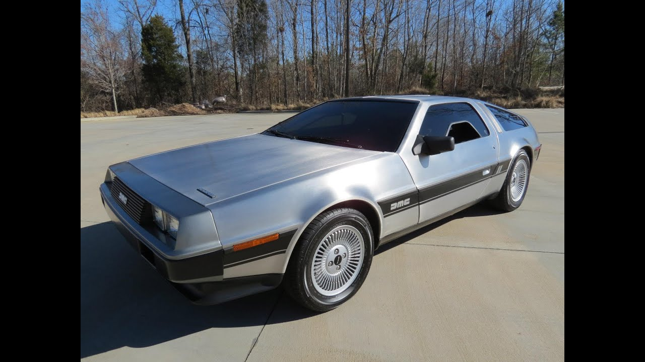 1982 delorean dmc 12 start up exhaust and in depth review youtube. Black Bedroom Furniture Sets. Home Design Ideas