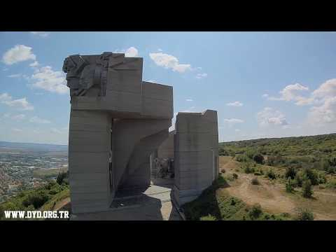 The Monument to 1300 Years of Bulgaria at Shumen