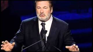 Alec Baldwin introduces Al Pacino, recipient of the Lee Strasberg Artistic Achievement Award streaming