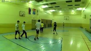 Школа 8 г.Иваново: 11-а на уроке физкультуры