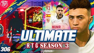 WE'VE GOT MORE!!! CHAMPS REWARDS!!! ULTIMATE RTG #306 - FIFA 20 Ultimate Team Road to Glory