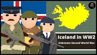What Did Iceland D๐ in World War 2?   British Occupation of Iceland 1940-1945