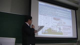 Fukushima nuclear accident and the Post-Fukushima energy issues, Mr. Hitoshi Mizuta, ABC15