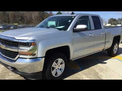 Used 2018 Chevrolet Silverado 1500 Fayetteville NC Fort Bragg, NC #9432P