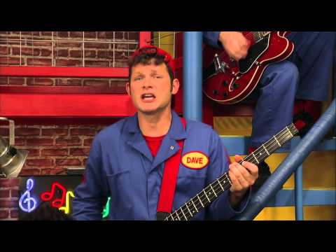 Imagination Movers - 'What's that sound?'