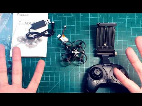 Eachine E012HW wifi drone review