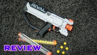[REVIEW] Nerf Rival Phantom Corps Hera | Unboxing, Review, & Firing Demo