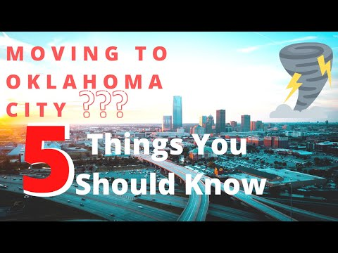 Moving to Oklahoma City | 5 Things You Should Know Before You Do | #OKC