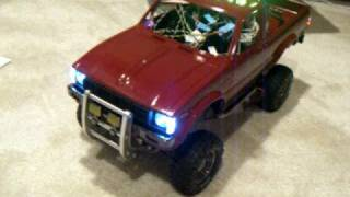 Tamiya Toyota Hilux High Lift with MFC-02