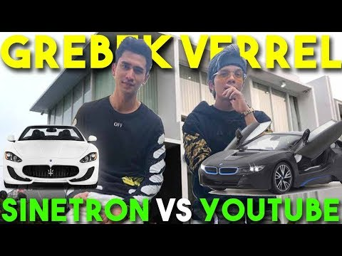 GREBEK VERREL Bramasta! SINETRON VS YOUTUBE #AttaGrebekRumah
