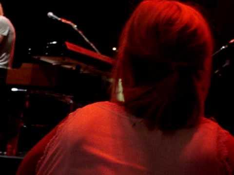 Jon Bon Jovi Blossom Music Center, Akron, Ohio 7-12-10 Kissing Dawn Fenske