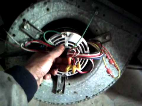 ForcedAir furnace blower    motor    repair  Correct   2 NJ