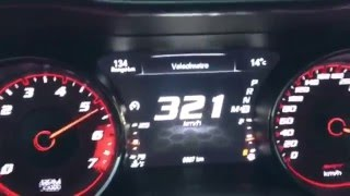 Dodge Charger Hellcat 2015 Top Speed On The Road(, 2015-12-04T21:06:14.000Z)