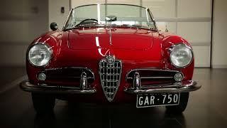 Zagame Alfa Romeo interviews Alfista Ron Loccisano – Alfa Romeo Giulietta Spider owner