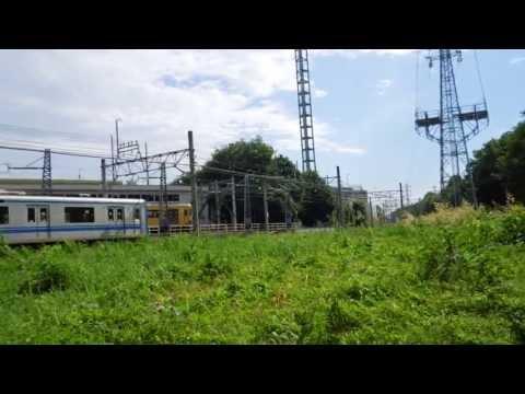 20130707 (HD) 西武拝島線 20000系 Seibu Haijima Line 20000 Series