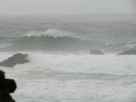 Today's Pacific Storm - The Sea Ranch - Sonoma Coast